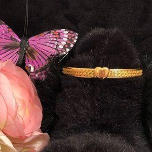 Jewelry - 💼 Belrose Heart Bangle